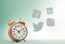 A quelle heure communiquer sur les réseaux sociaux ?