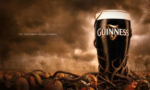 Guinness pub halloween